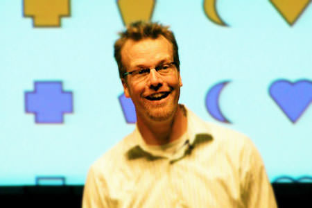 Jeff Veen at dConstruct 2006