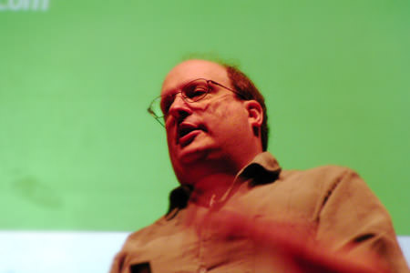 Jared Spool at dConstruct 2007