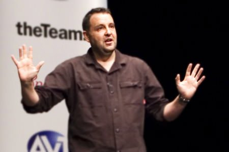 Russell Davies at dConstruct 2009