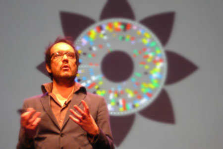 David McCandless at dConstruct 2010