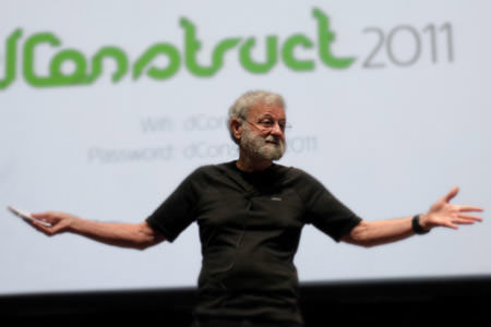 Don Norman at dConstruct 2011