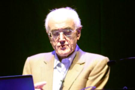 James Burke at dConstruct 2012