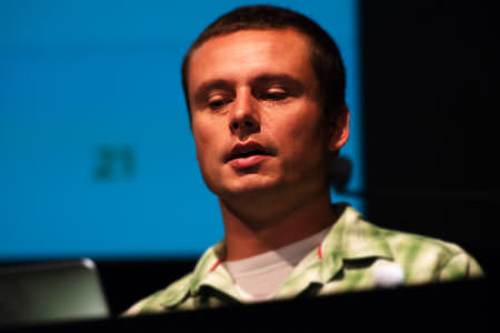 Luke Wroblewski at dConstruct 2013