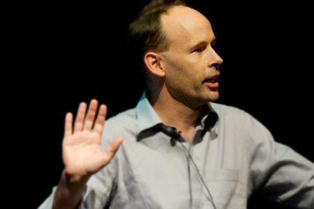 Aaron Straup Cope at dConstruct 2014