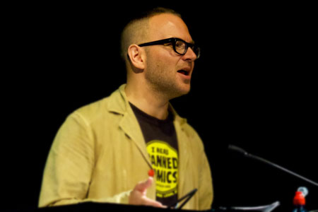 Cory Doctorow at dConstruct 2014