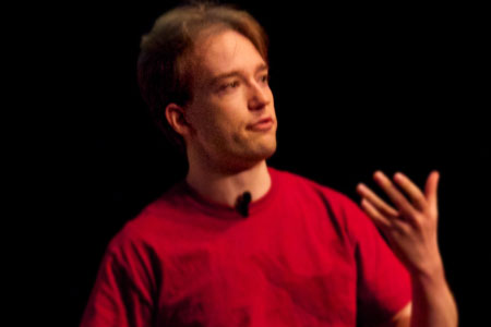 Tom Scott at dConstruct 2014