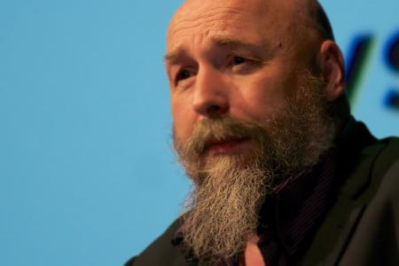 Warren Ellis at dConstruct 2014